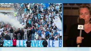 Mort de Bernard Tapie : un hommage émouvant rendu au Vélodrome (FRANCE 3)