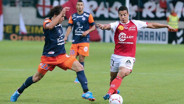 Benjamin Stambouli (Montpellier) face à Reims