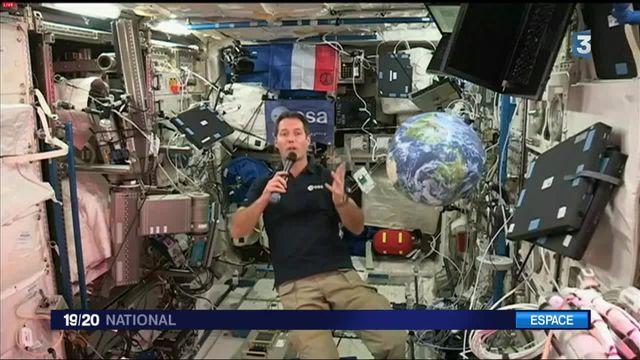 Thomas Pesquet : l'ambassadeur de l'espace