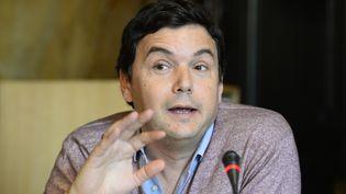 Thomas Piketty, en avril 2016. (BERTRAND GUAY / AFP)