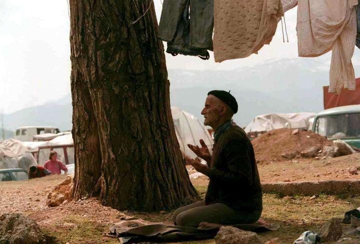 Kosovo 1999  ( Seamus Murphy/REX/SIPA)