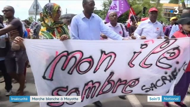 Mayotte : dix jours de colère contre l'insécurité
