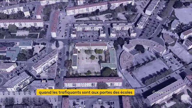Nîmes : un trafic de drogue aux portes de l'école