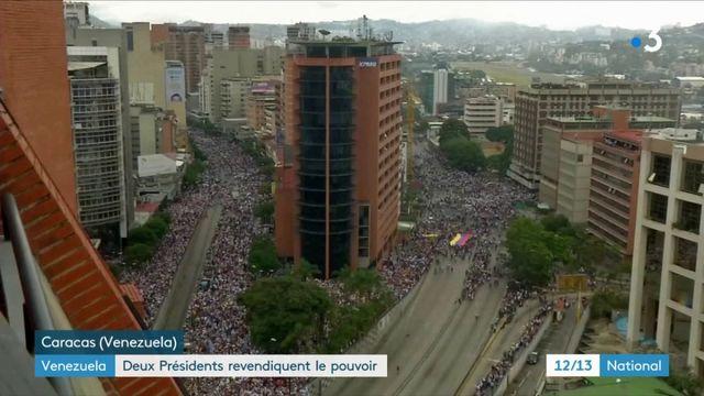Venezuela : la communauté internationale prend parti