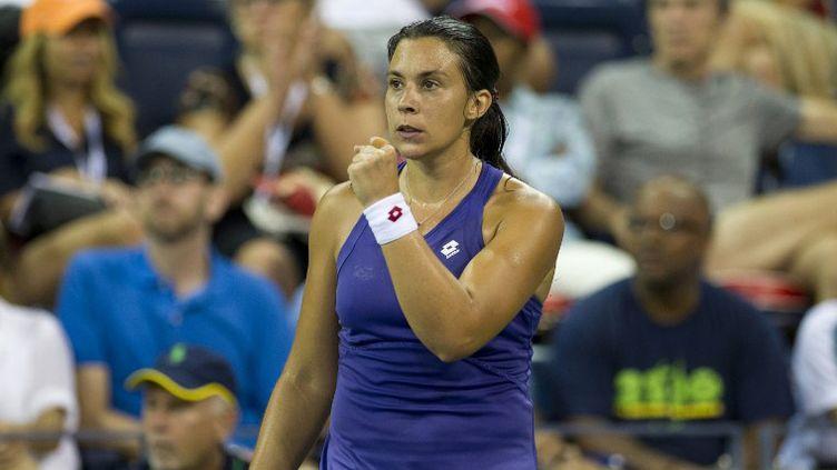 Marion Bartoli, victorieuse contre Virginie Razzano (DON EMMERT / AFP)