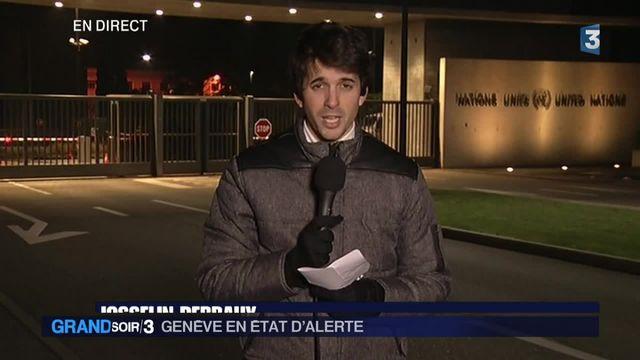 Terrorisme : Genève en état d'alerte