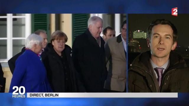 Angela Merkel sous pression après les agressions sexuelles commises à Cologne
