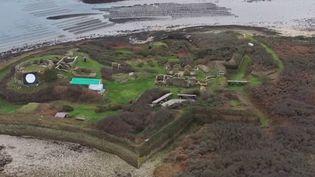 Île Cézon (CAPTURE D'ÉCRAN FRANCE 3)