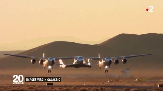 Espace : la nouvelle lubie de Richard Branson, patron milliardaire du groupe Virgin