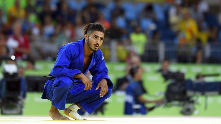 Walide Khyar a échoué aux JO de Rio (JULIEN CROSNIER / DPPI MEDIA)