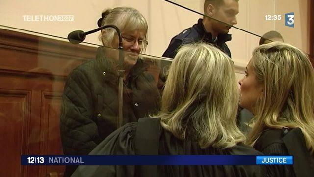 Jacqueline Sauvage condamnée à 10 ans de prison pour avoir tué son mari violent