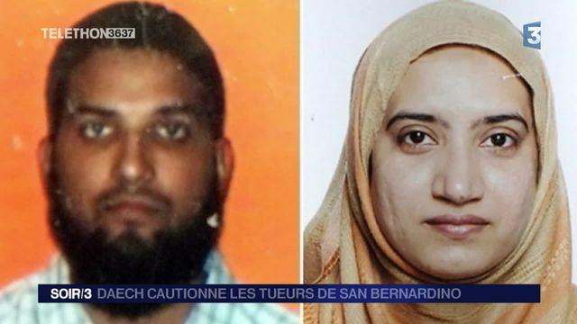 Fusillade à San Bernardino : le groupe Etat islamique s'attribue la tuerie