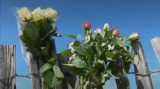 Les hommages se sont succédé samedi 8 juin aux Sables-d'Olonne (Vendée). (FRANCE 2)