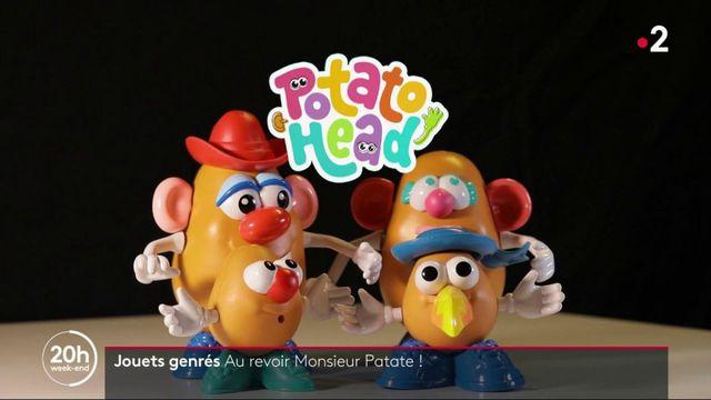 Jouets : Monsieur Patate, désormais non genré, devient Tête de Patate