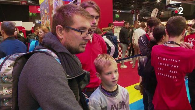 Paris Games Week : les parents aux manettes