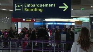 Sécurité aéroport Etats-Unis (FRANCE 2)