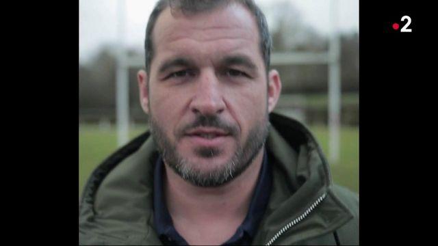 Face à l'objectif : Sébastien Boueilh, le colosse aux pieds d'argile