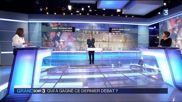 Primaire de la droite : qui a remporté le dernier débat ?