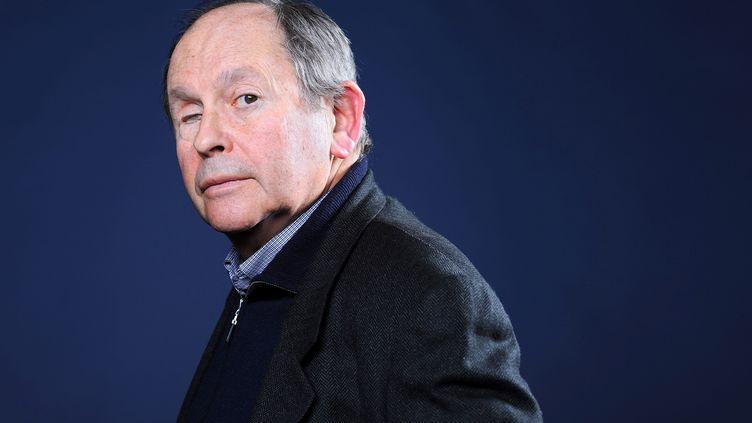 L'ecrivain, dramaturge et scenariste francaisJean-Claude Grumberg en 2011. (BALTEL/SIPA)