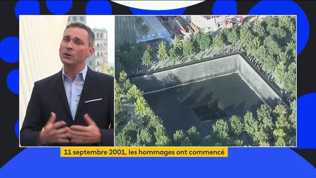 11 septembre 2001 : 20 ans après, des hommages chargés d'émotion aux États-Unis