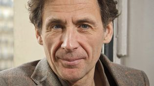Le journaliste et écrivain David Lagercrantz  ( GELEBART/20 MINUTES/SIPA)
