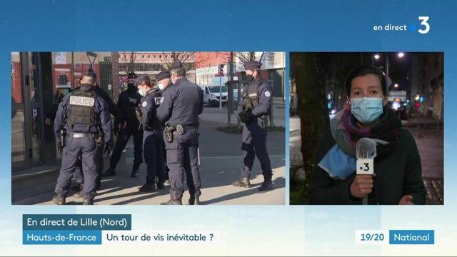 Covid-19 : vers un confinement de la région des Hauts-de-France ?