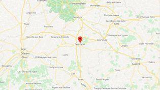 Montargis (Loiret) (GOOGLE MAPS)