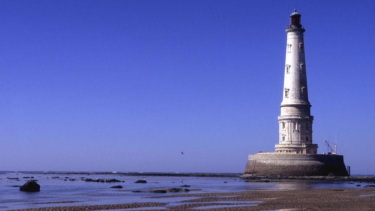 Le phare de Cordouan, à l'entrée de l'estuaire de la Gironde, est le plus ancien phare de France encore en activité. (NICOLAS THIBAUT / PHOTONONSTOP / AFP)