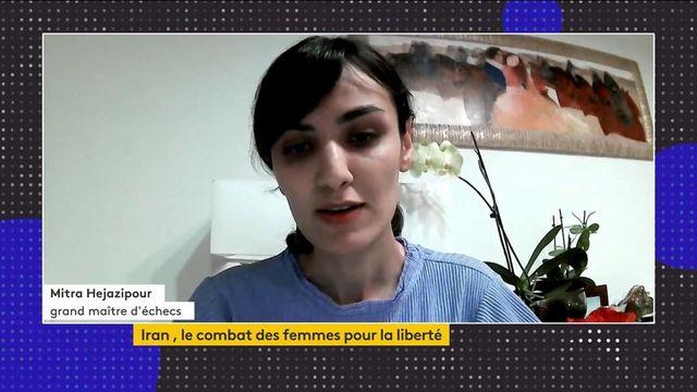 Iran : Mitra Hejazipour, exclue de l'équipe d'échecs nationale après avoir refusé de porter le voile durant une compétition
