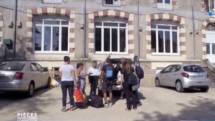 """Pièces à conviction : """"Les Sacrifiés de la République"""" (Capture d'écran France 3)"""