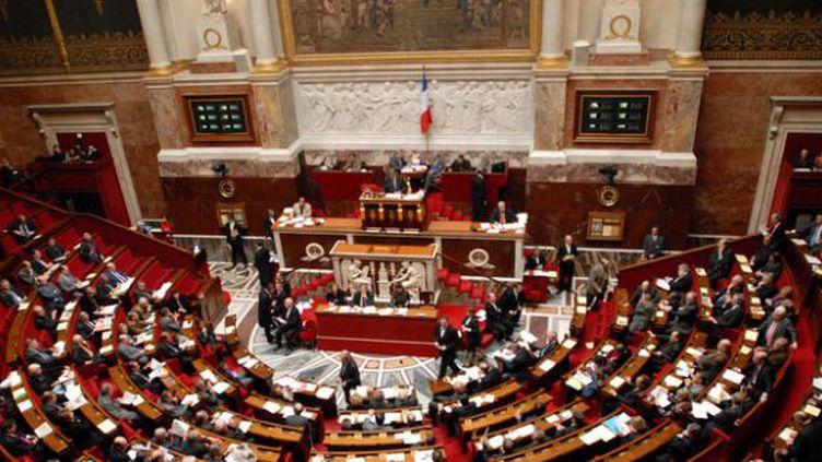 (Le débat sur la réforme pénale va se poursuivre à l'Assemblée nationale © Assemblée nationale)