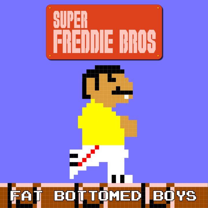Le jeu Super Freddie Bros (Crédit Fat Bottomed Boys)