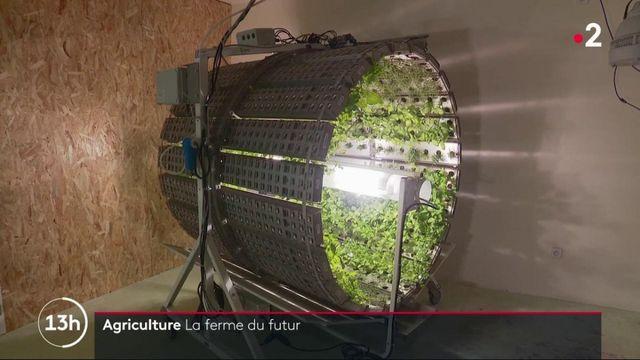 Agriculture : la ferme du futur