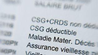 Le ministre délégué au Budget, Jérôme Cahuzac, a annoncé le 30 juillet 2012 qu'il n'y aurait pas de hausse de la CSG inscrite au budget 2013. (CHRISTOPHE BERTOLIN / MAXPPP)