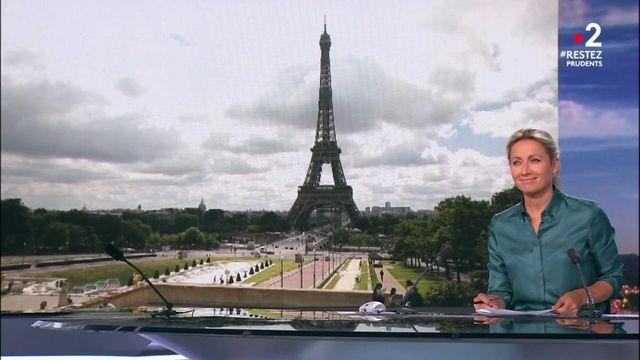 Tourisme : la Tour Eiffel prépare sa réouverture