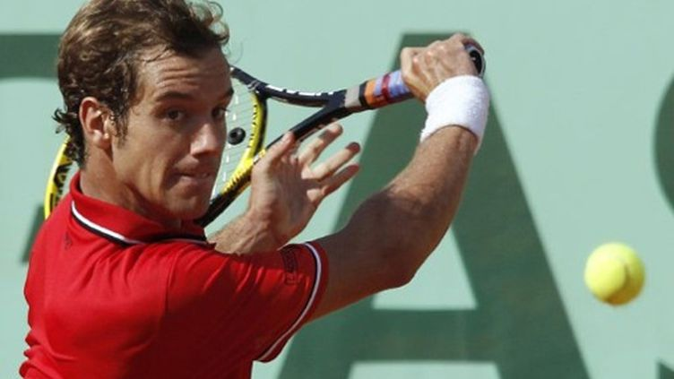 Richard Gasquet trop juste face au Serbe Djokovic