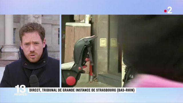 Attaque à Strasbourg : 600 forces de l'ordre mobilisées