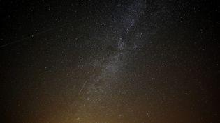 La Voie lactée dans le ciel étoilé. (FLORIAN LAUNETTE / MAXPPP)