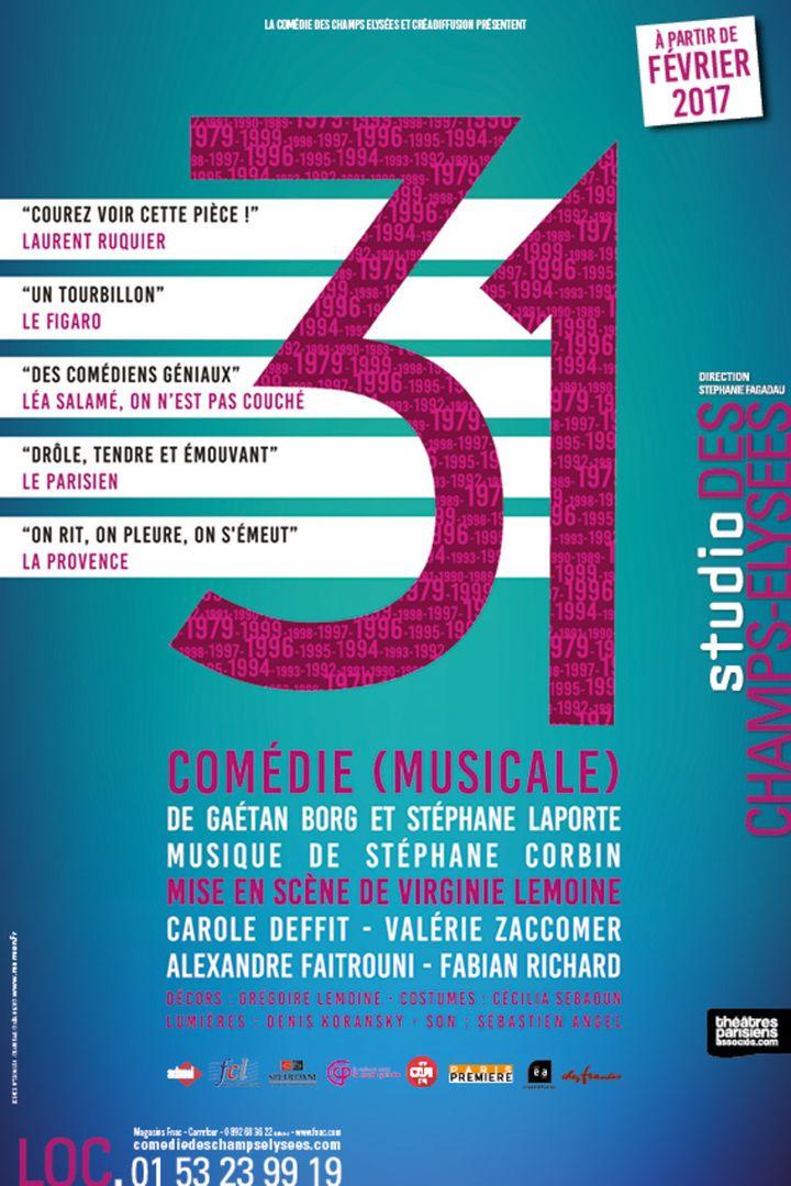"""""""31"""" : l'affiche  (DR)"""