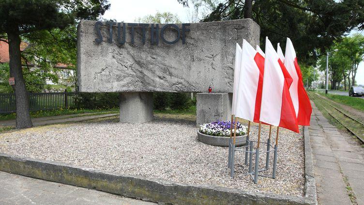 Le camp de concentration deStutthof en Pologne, le 9 mai 2016. (MICHAL FLUDRA / NURPHOTO)