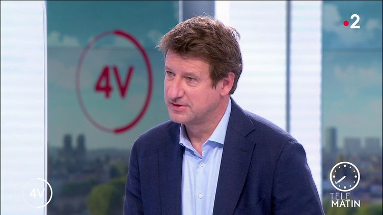 Yannick Jadot (EELV) (France 2)