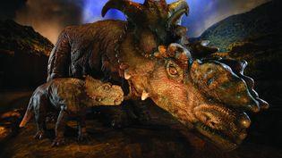 au pays des dinosaures de Jurassic World  (universal)