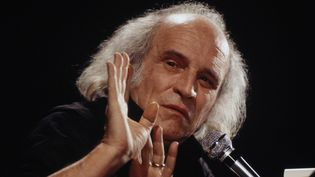Léo Ferré en 1978  (ROBERT PICARD / Ina)