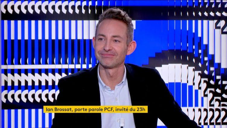 Ian Brossat (PCF) (FRANCEINFO)