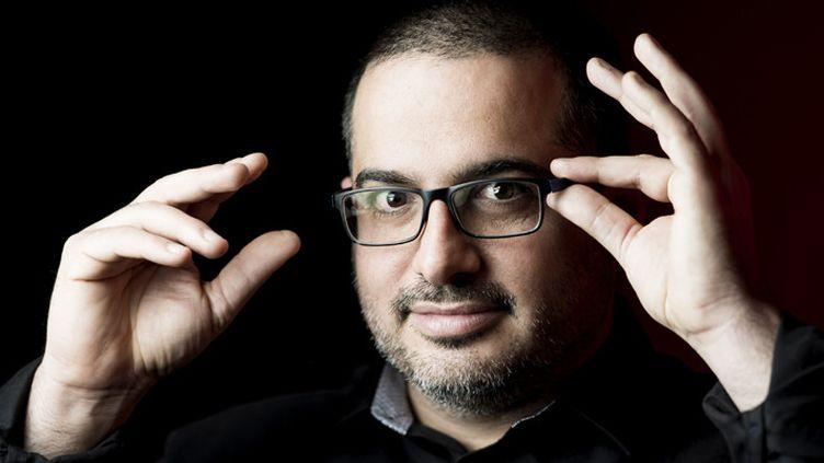 Le pianiste Yonathan Avishai  (Éric Garault)