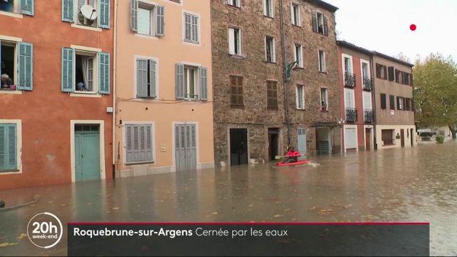 Var : les habitants face à la montée des eaux