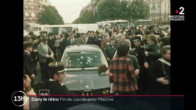 2 novembre 1979 : la cavale de Jacques Mesrine prend fin