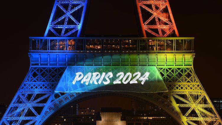 Paris candidate aux JO de 2024 (PHILIPPE MILLEREAU / DPPI MEDIA)