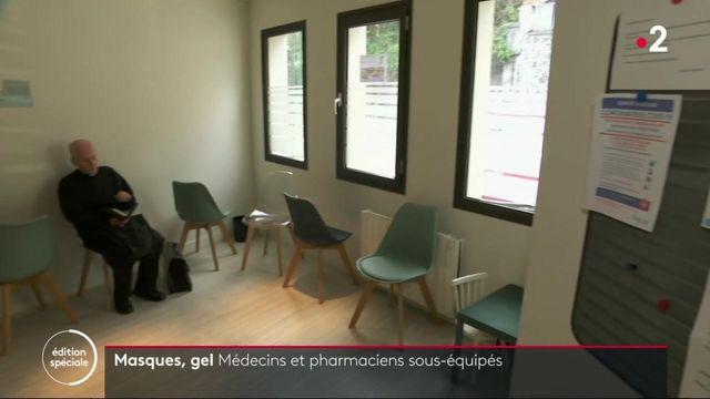 Coronavirus : les médecins de ville inquiets face au manque d'équipement
