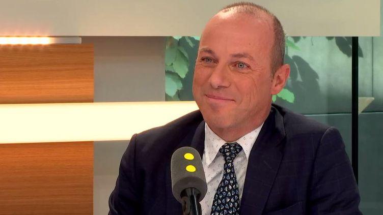 Giuseppe Lavazza est le vice-président des cafés Lavazza. (RADIO FRANCE)